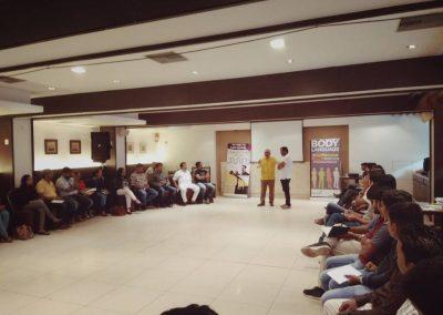 Body Language Workshop by Shetal Gonsai