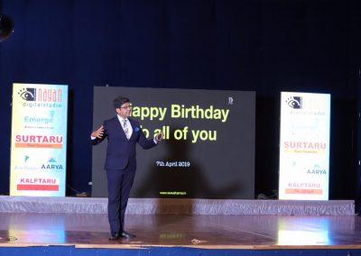 Sonu Sharma Event | Emerge